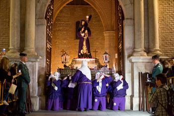 La Cofradía de la Pasión del Señor celebra su 75 aniversario
