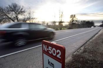 SOS Talavera propone transformar la N-502 en una autovía