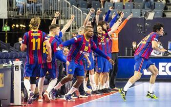 El Barça aplasta al Aalborg y alza su décima Champions