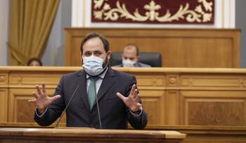 Núñez llevará a Cortes su rechazo a la armonización fiscal