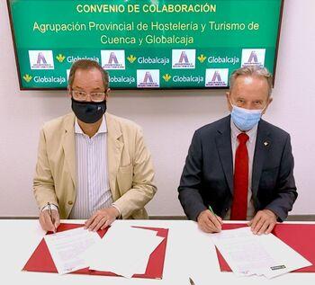 Globalcaja colabora con #CuencaEntrePanes2021