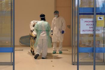 Los nuevos contagios vuelven a subir en Valladolid