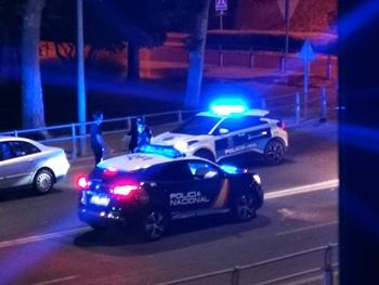 Detenidos un conductor y su sustituto por ir ebrios
