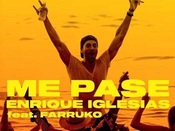 Enrique Iglesias da la bienvenida al verano con su nuevo hit