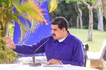 Maduro acusa a EEUU de querer asesinarle