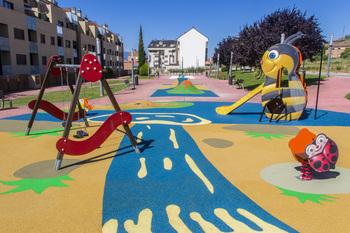 Villamediana abre el parque de la Comisaria
