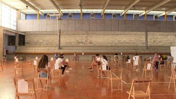 Navarra empieza a vacunar a los menores de 16 y 17 años