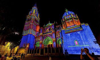 'Luz Toledo', el primer acto del Centenario de Alfonso X