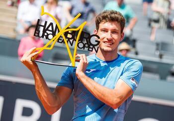 Carreño conquista en Hamburgo su segundo título de 2021
