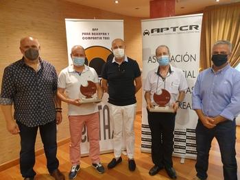 Los taxistas entregan sus premios Quijotaxi