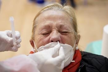 Sanidad detecta nueve positivos en el cribado de Trigueros