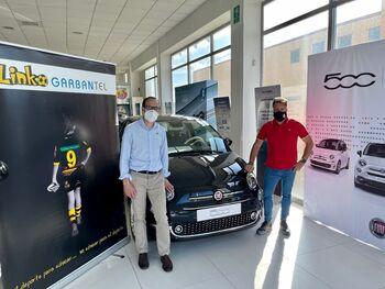 Linko Garbantel sortea un coche del Grupo Cervera
