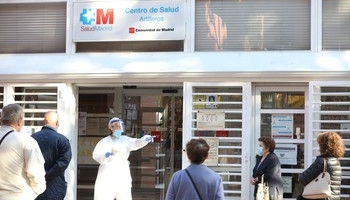 Sanidad registra un nuevo récord de contagios con 40.197 casos