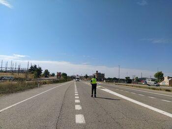 Investigan a un vecino de Soria por conducción temeraria