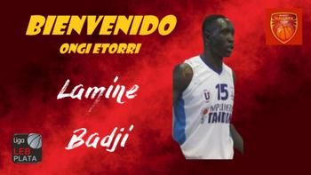 Basket Navarra incorpora al pívot Lamine Badji