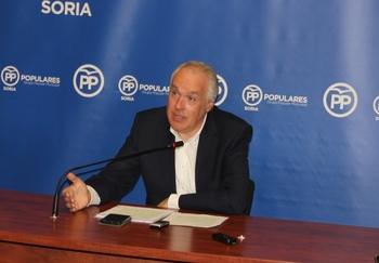 Muñoz Remacha pide al PSOE que apueste por el abeto soriano