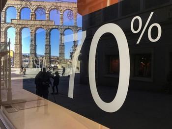 Segovia: rebajas sin mucha fiebre