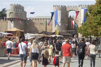 Más de 80.000 personas pasaron por el Mercado Medieval