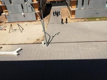 Filomena retrasa juicios de desahucio a ocupas de Río Yedra