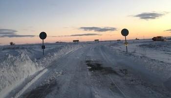 La Diputación recurre a medios externos ante las nevadas