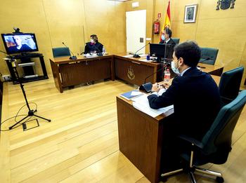 Más de 3.000 vistas virtuales evitan mayor atasco judicial