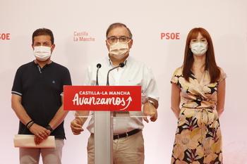 El PSOE registra una PNL del trasvase para presionar al PP