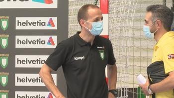 """""""Torrelavega tiene jugadores y balonmano para ganarnos"""