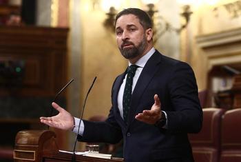 Abascal sugiere otra moción de censura para que el PP se redima