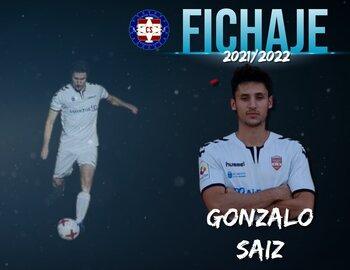 Gonzalo Saiz, nuevo jugador del Calvo Sotelo
