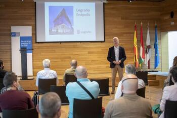 La Enópolis prevé elevar a Logroño a referente del vino