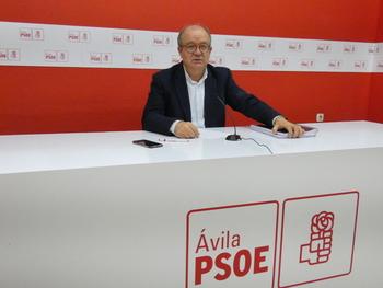 Jesús Caro: «El PP parece querer que Ávila vaya mal»