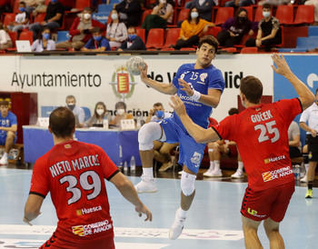 El Recoletas se queda con los dos puntos ante Bada Huesca