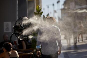 Toledo estará este jueves en alerta por altas temperaturas