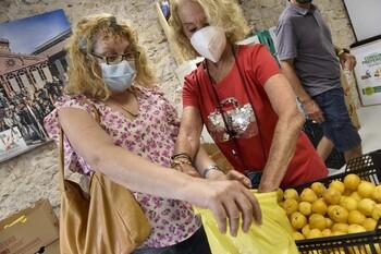 La Fundación 'la Caixa' recauda 13.386 euros para alimentos