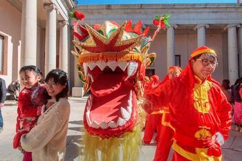 Los cursos de chino en la UCLM llegan a niños y adultos