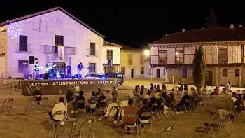 'Veladas musicales de la Villa' en Arévalo