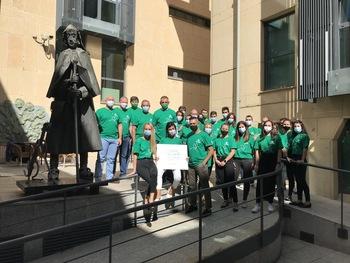 Caja Rural Soria celebra su Día Solidario