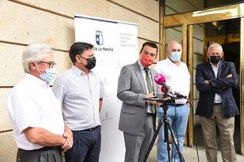 Castilla-La Mancha aprieta en la negociación final de la PAC