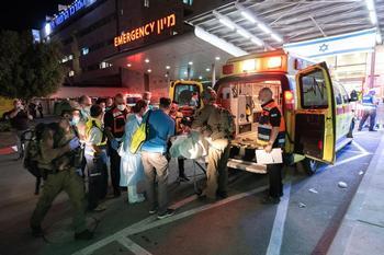 Al menos 45 muertos en una estampida humana en Israel