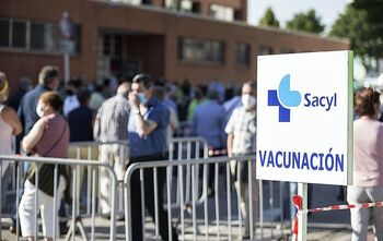 Burgos tiene 10.490 dosis de AstraZeneca que se donarán