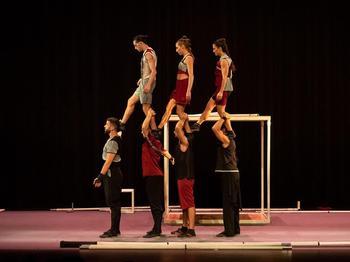 El LAVAcelebra el Día Mundial del Circo con tres propuestas