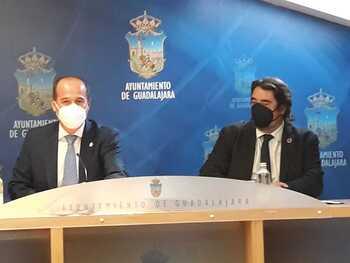 Guadalajara y Marchamalo actualizan el convenio sobre agua