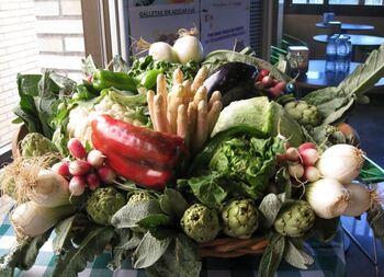 Llega la I Semana de las Verduras navarras de Invierno