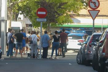 Herido por arma de fuego un varón en Valladolid