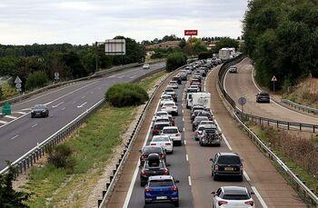 Tráfico prevé 1,2 millones de desplazamientos por el puente