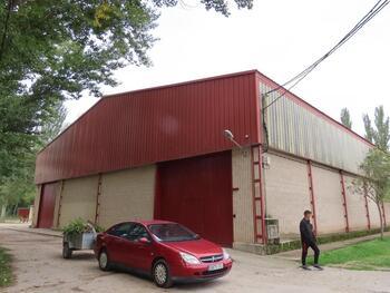 Sin polideportivo en Castrillo hasta arreglar el tejado