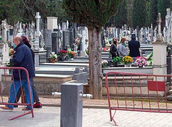 453.000 euros para dotar al cementerio de 1.383 sepulturas