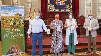 La Diputación apuesta por la lenteja de Tierra de Campos