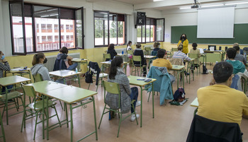 Educación propone 1.339 plazas docentes para la OPE de 2021