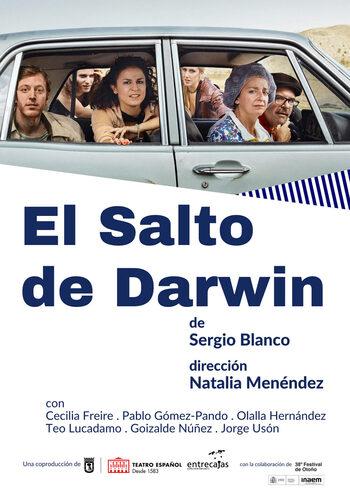 'El salto de Darwin' abrirá el viernes la temporada teatral